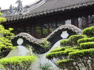 Yuyuan Garden - urban oasis