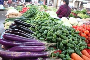 Market in Yangshuo